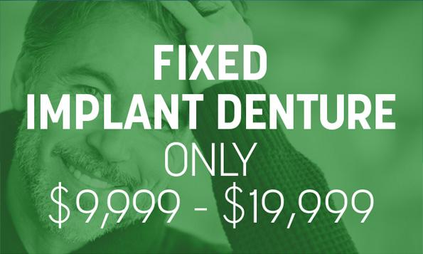 implant denture offer