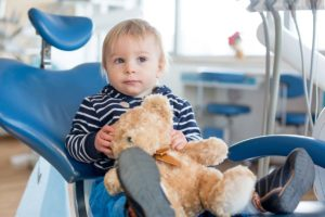 child receiving Pediatric Dentistry Services